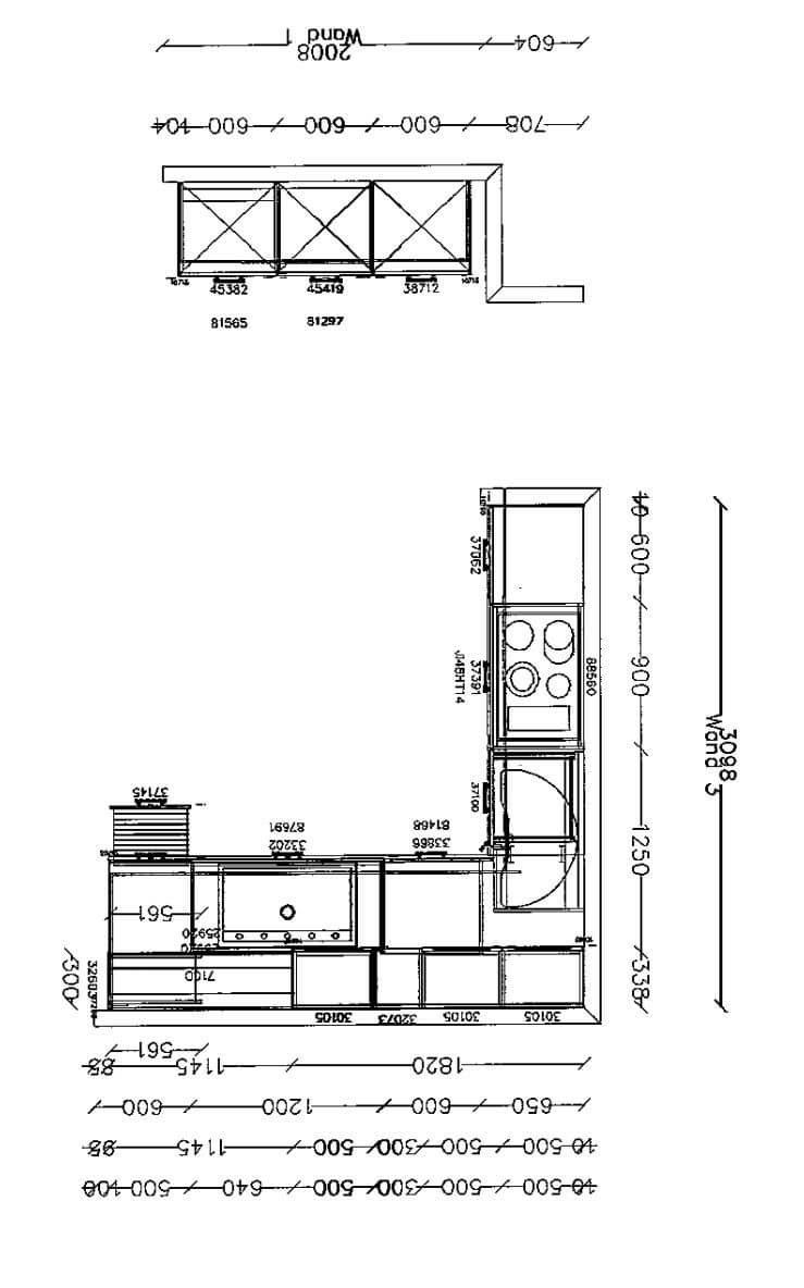 L-Form Nobilia Landhaus Küche weiß Lack matt kaufen