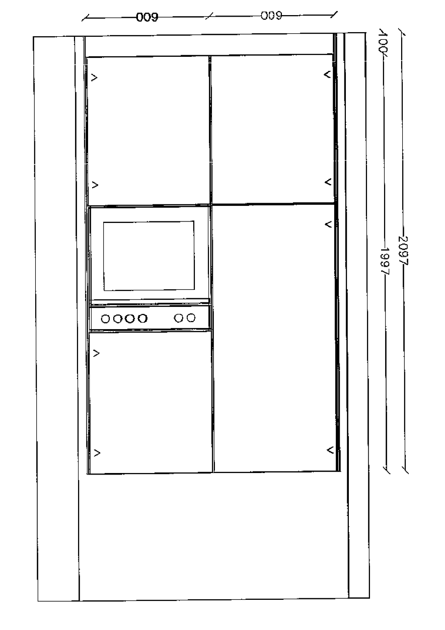 Nobilia L-Küche Schwarz Lacklam